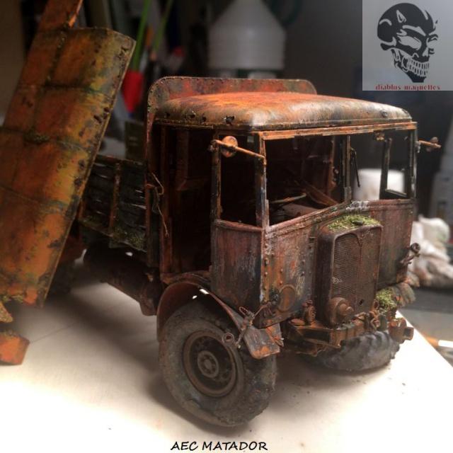 AEC Matador for sale AFV 1/35 384356IMG3962