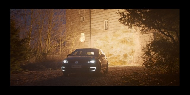 Film 'The Choice' - Volkswagen Nouvelle Golf GTE  385001mdthechoice2