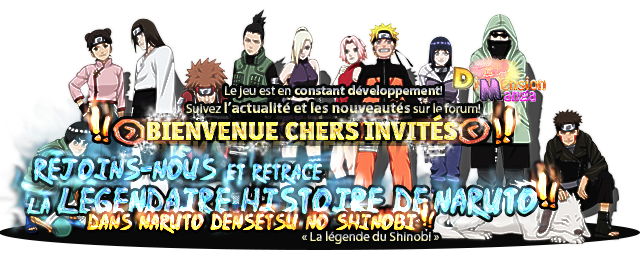Naruto densetsu no 忍* - La légende du shinobi* 385531messagebienvenuebulle