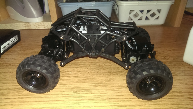 Mini Crawler Bacher Rocksta 1/24 385722IMAG2241