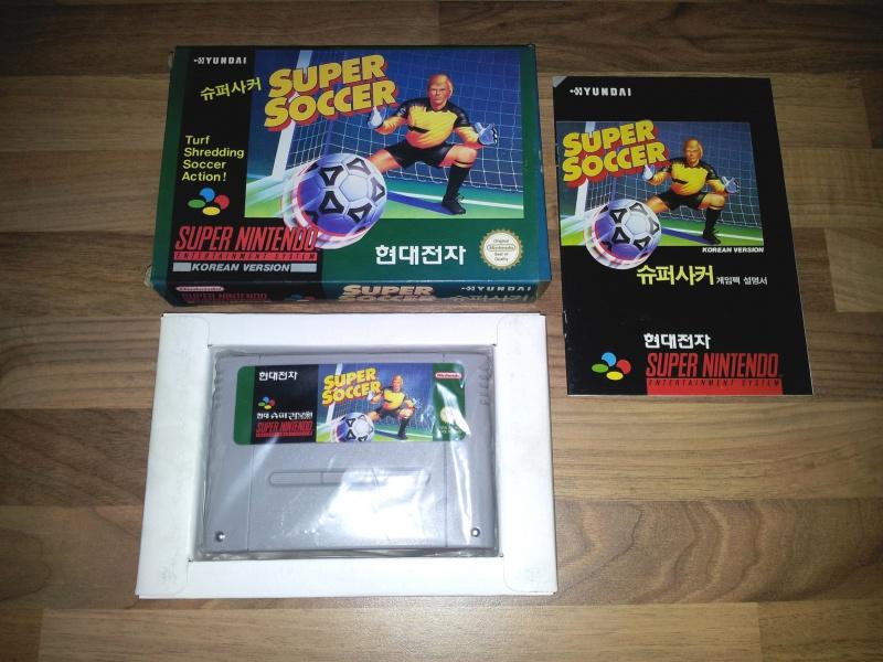 Prupru's Collection ! 100% Super Nintendo et 200% Super Comboy !! - Page 12 386220SuperSoccerKOR