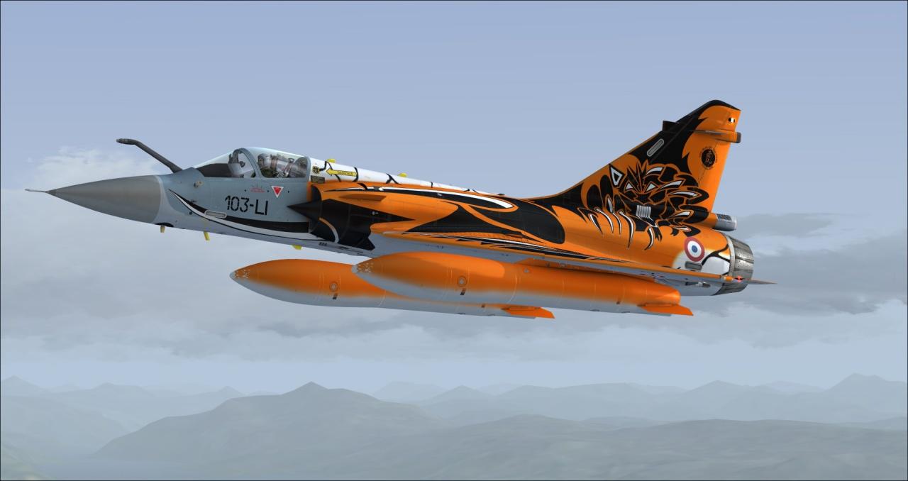 Mirage 2000-C 386314M2K01