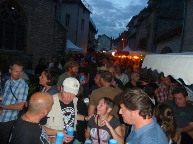 Fête de la Bière à Marnay : « bière ki cool » …c'était cool 386599P1410595
