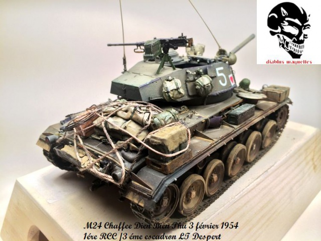 M24 Chaffee light tank, AFV Club 1/35 - Page 2 386745IMG3629