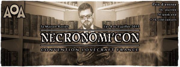 La Necronomi'Con 2015 - Convention Lovecraft France - [4 - 5 Juillet 2015] 3867491113611910152783528597078496759373504786192o