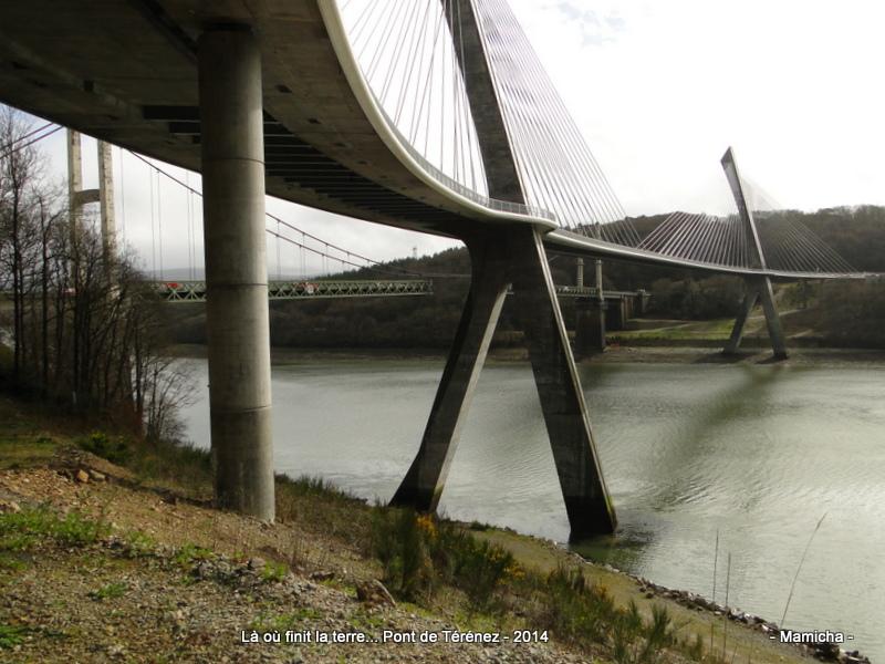 Déconstruction du vieux pont de Térénez 387056SizunCrozonCamaretLandevenec308001