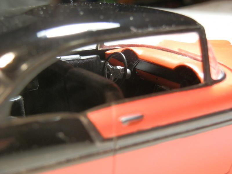 #47 : Chevy bel air 56 custom (TERMINEE) 387240P9305404