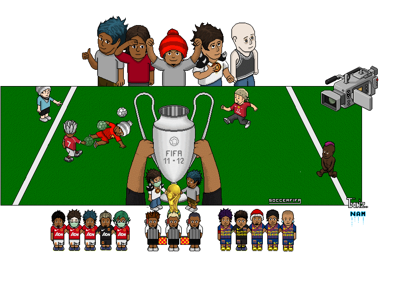 Fédération Internationale de Football Association (FIFA) de Soccer !
