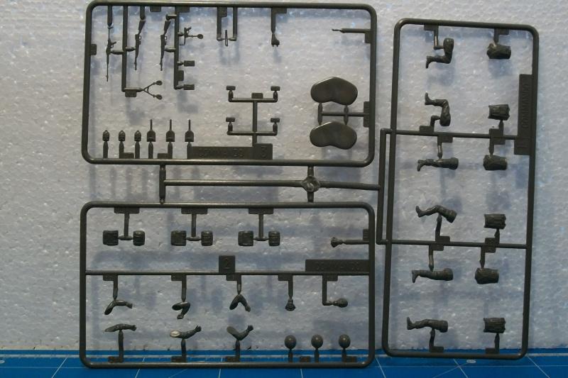 GMC . CCKW 353 (Réf. L809) 1/35 388998GMC019