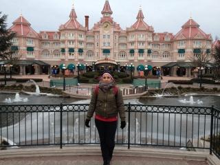 T.R. Séjour Disneyland Paris du 6 au 9 Fevrier 2012 au NPBC 389804050