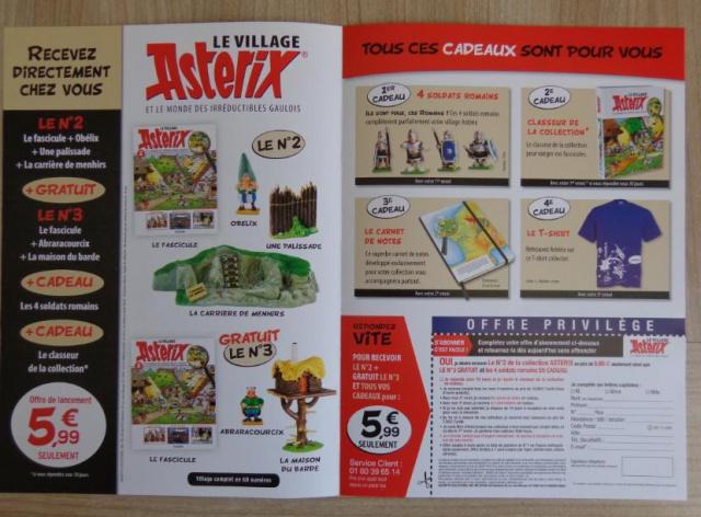 Le Village Asterix - Hachette-Collections (2016) - Page 2 389869Test5