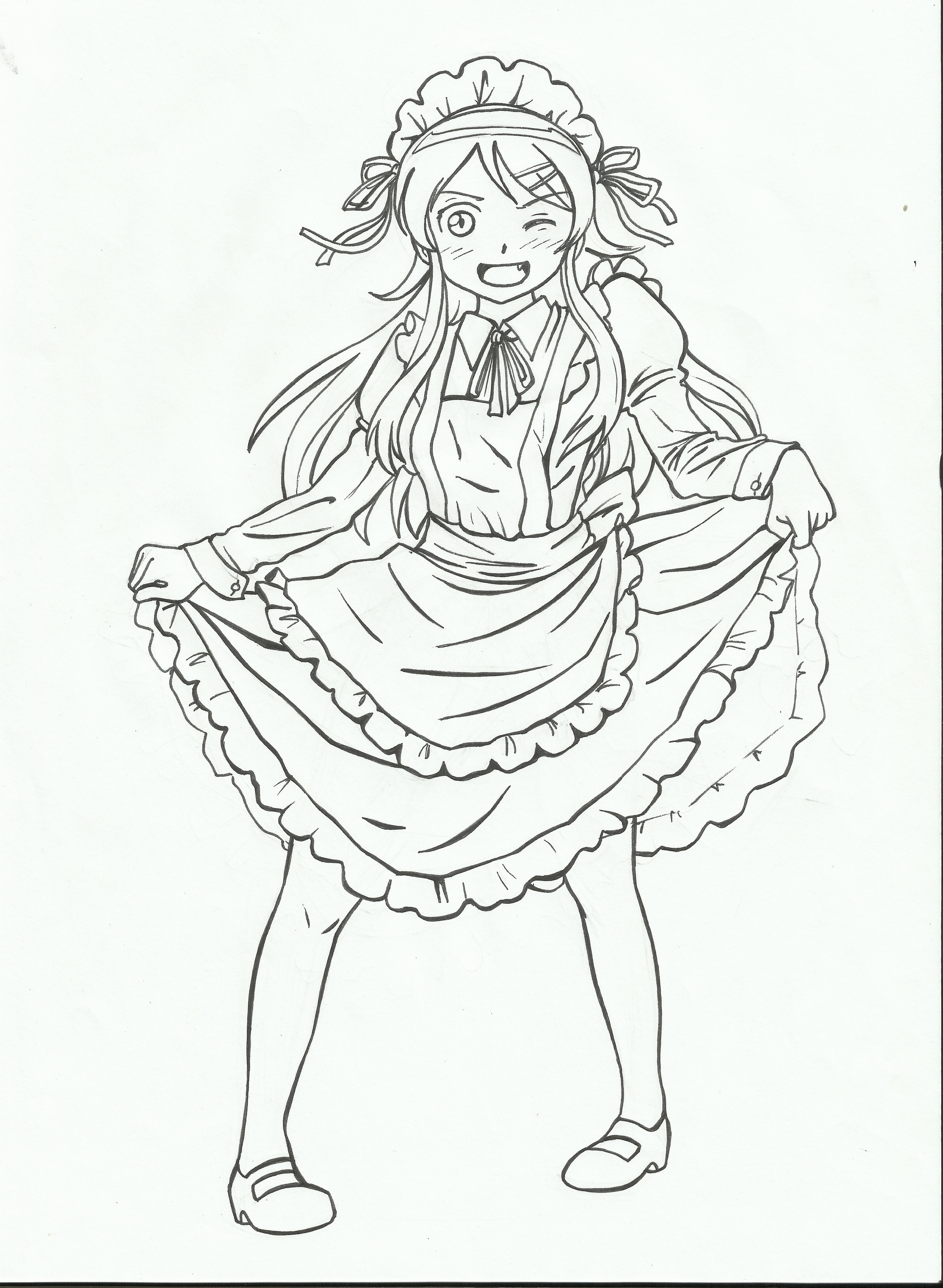 Le Fanart de Kimly - Page 3 392159KirinoKousaka02