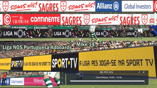Adboards Liga NOS Portuguesa V1 FIXED ( Amical and Master league ) 392294PES20162015100719252986
