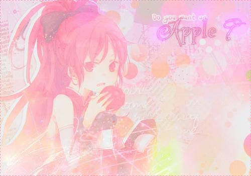 [À archiver, Merci Sweety] J'aime les pommes, surtout celle en or ! 392297Lefruit