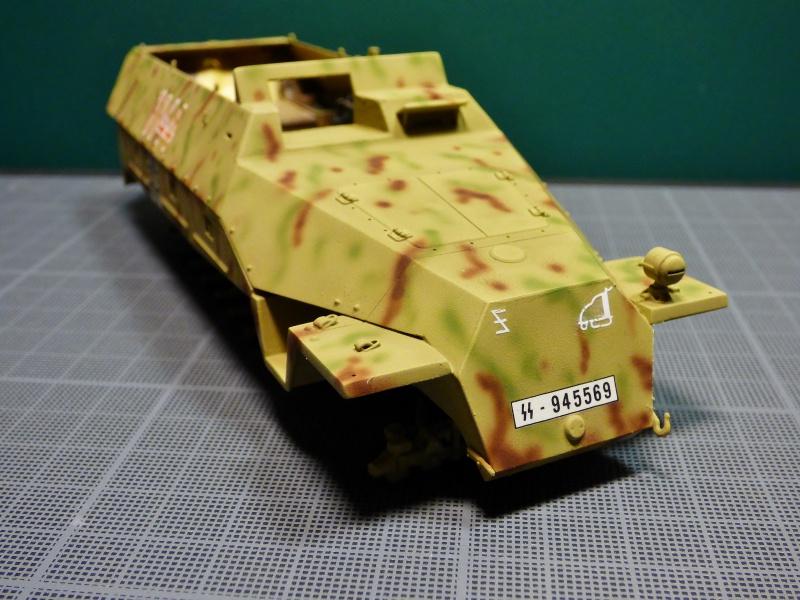 sdkfz - SdkFz 251 / 9  Tamiya / AFV 392804P1070055Copier