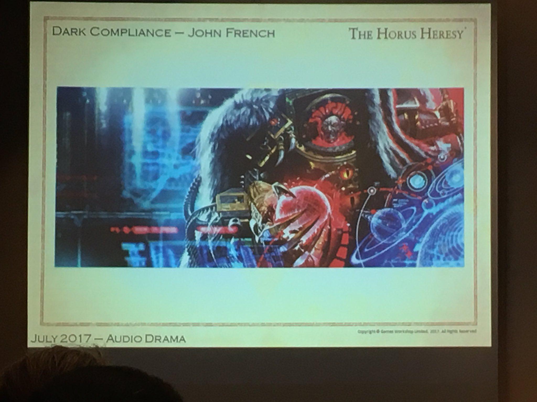 [The Horus Heresy Weekender 2017] - Centralisation des news 392834IMG20170204161902