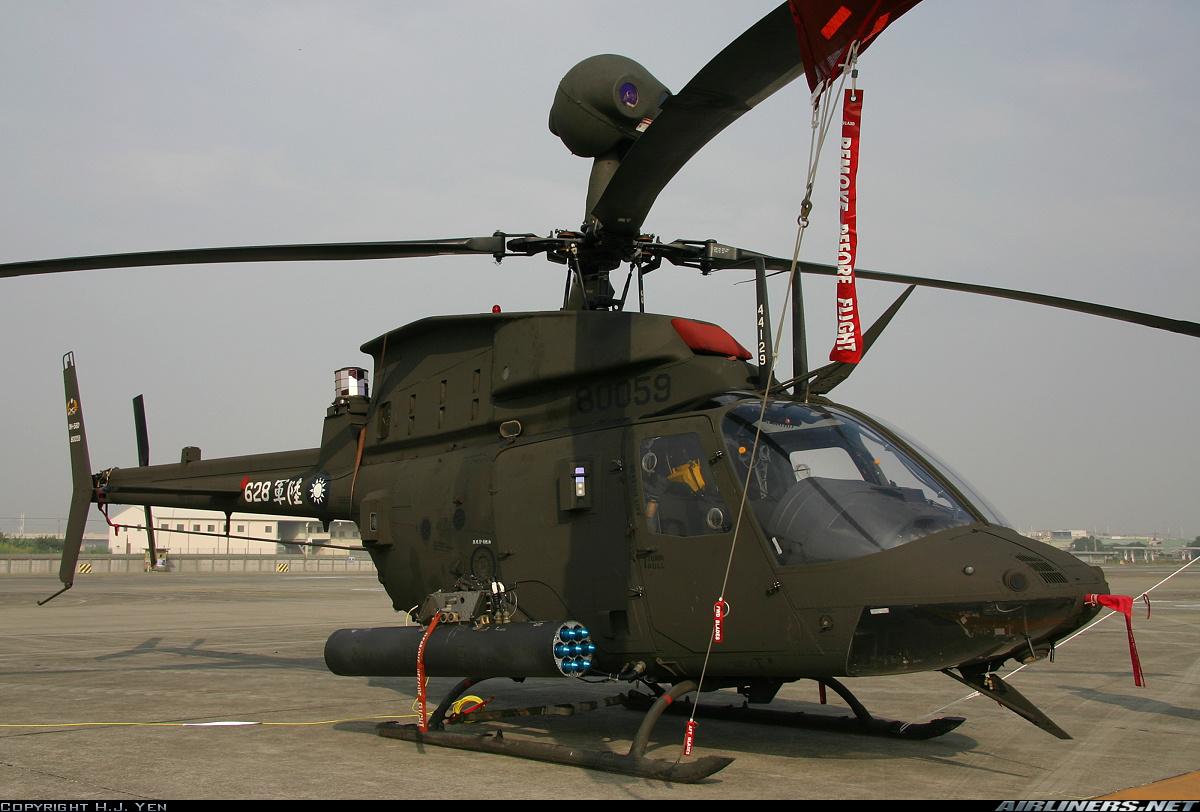 صفقة 24 مروحيةOH-58D Kiowa Warrior لتونس 3934291165408