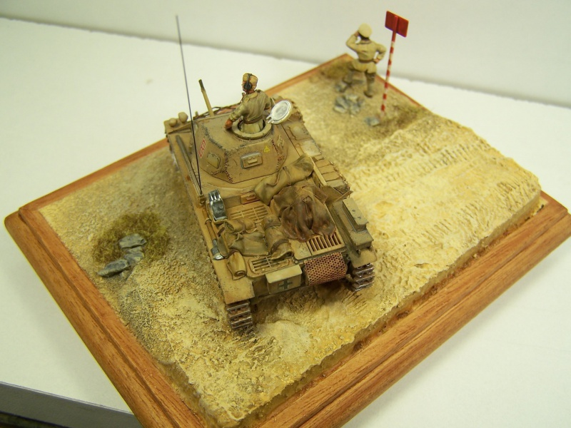 Panzer 2 aus F  Cyrénaique 1941 3935561005394