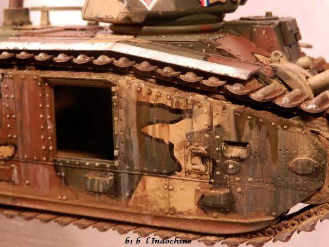 char francais B1 b l indochine(tamyia 1/35) 393770PB110040