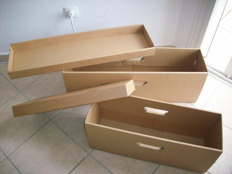 fabrication d'une caisse de transport pour le scania 3947191008917