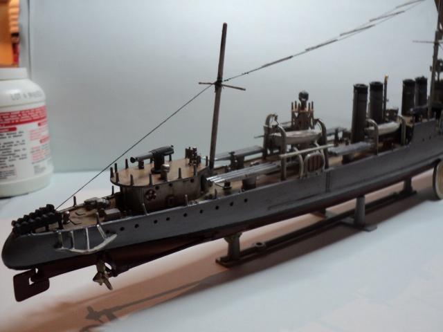 HMS Campbeltown 1/240 Revell 396153DSC01334