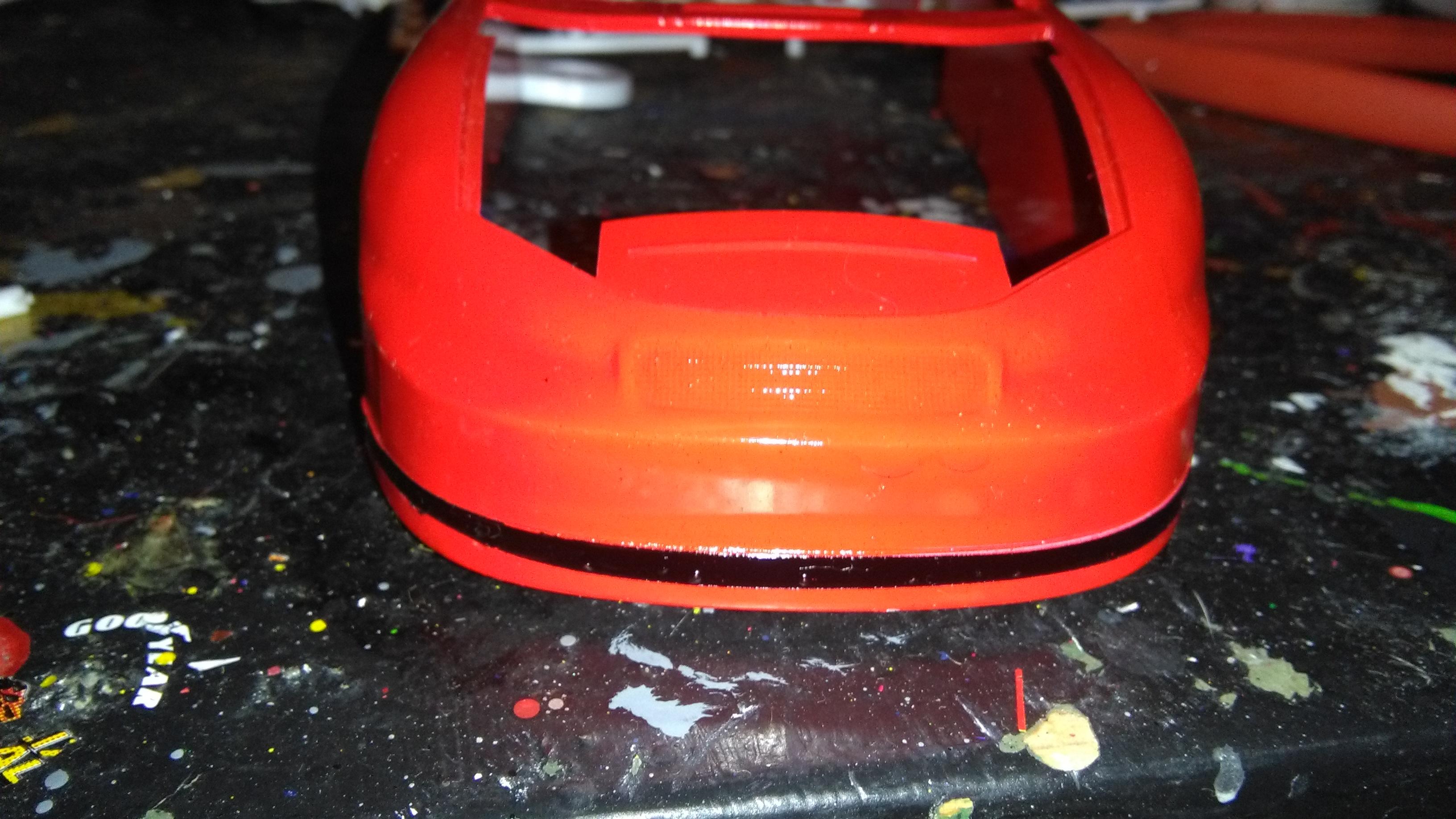 Chevy Impala 2006 #31 Jeff Burton Cingular 396924IMG20170416213757