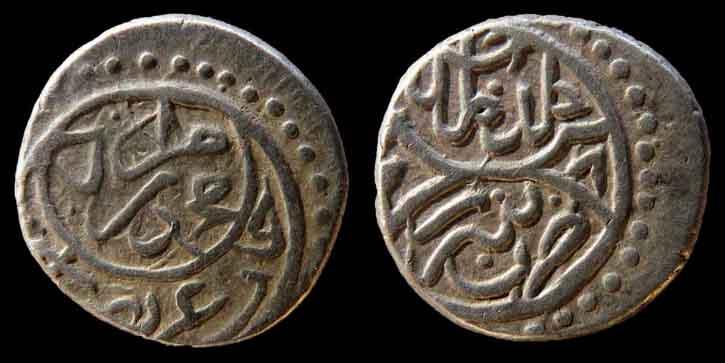1 akce, Mehmet II - AH848-886, 1444-1481. 397053IMG54785