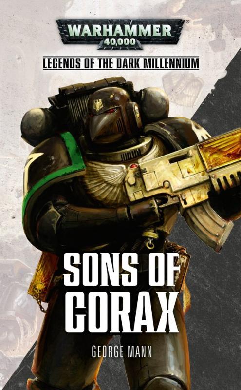 Legends of the Dark Millennium: Sons of Corax de George Mann - Anthologie 397621SonsofCoraxEBook
