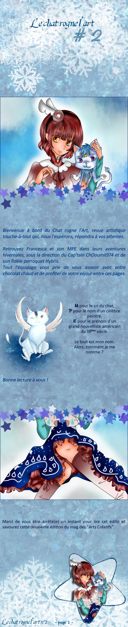 Edition n°2#Le Chat rogne l'Art  398666debutv3justifycopy