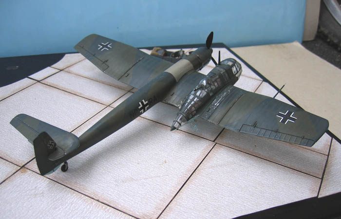 [Airfix) Blohm Voss 141 398815BV14102