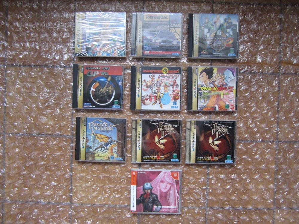 (VDS) Saturn & Dreamcast, console et jeu 398995IMG5783