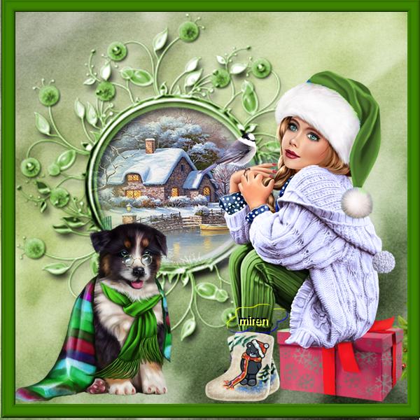 Creaciones Navidad - Página 31 399058png30