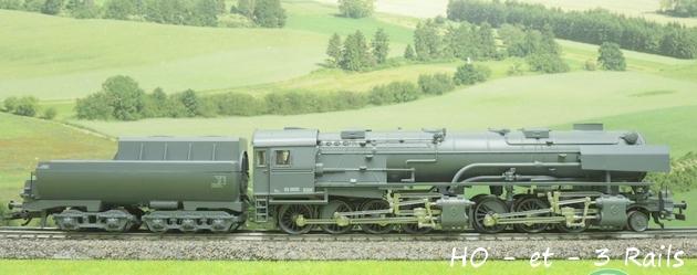 Les locomotives à vapeur articulées 399204MarklinMalletBR533701gris2R