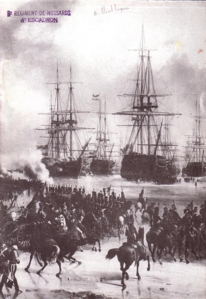 L'épopée Napoléonienne du 8 ème Régiment de Hussards  400326Historique8RHNA