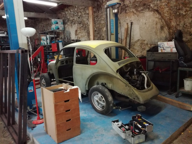 Vw Coccinelle 1974 400357IMG20171029135617