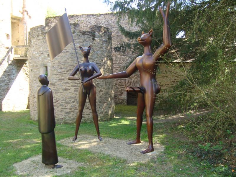 Sculpteur en son Château 400549DSC05094