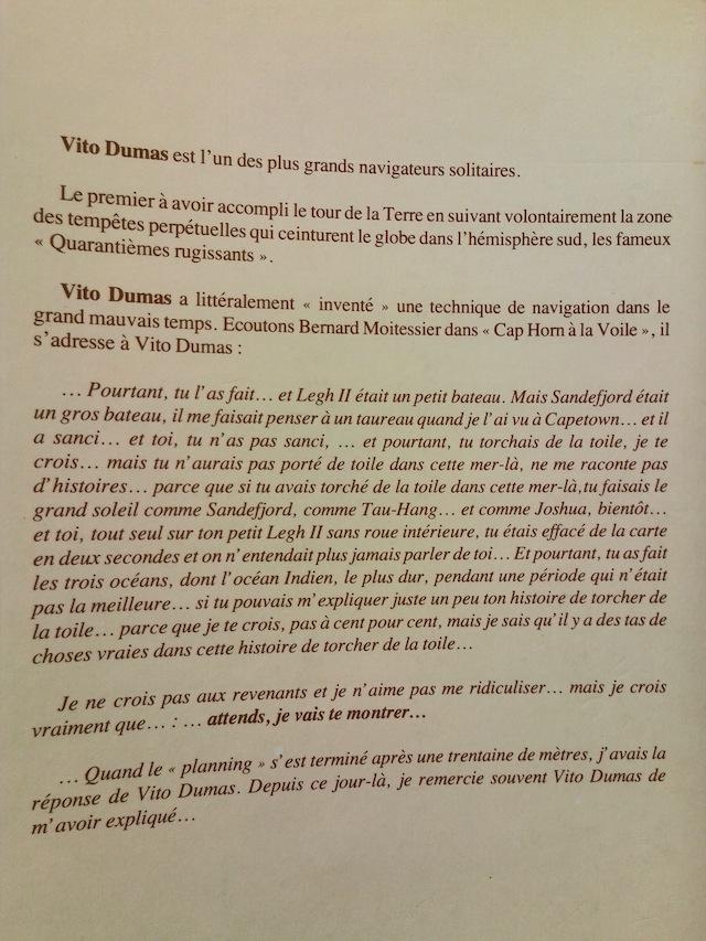 Vito Dumas, ou la nav astro de réchappe ! - Page 4 4007274deCouv
