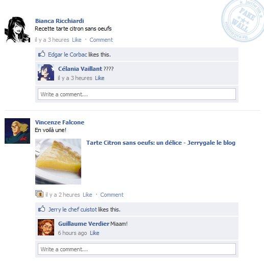 Et si nos personnages avaient Facebook ? 40083900001