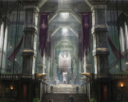 Temple Émeraude