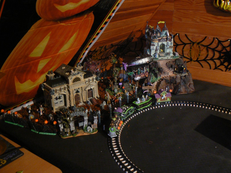 Mon village spooky town 2012 !!! 401879P1080875