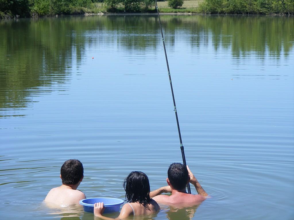 Petit lac d'agriculteur I 4019497828
