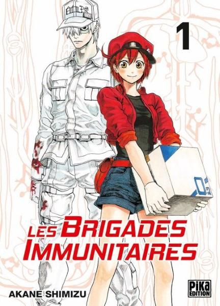 [MANGA/ANIME] Les Brigades Immunitaires ~ 402466brigadesimmunitaires1pika