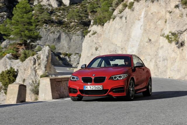 BMW Group au 92e European Motor Show Brussels 402579BMWSrie2Coup4