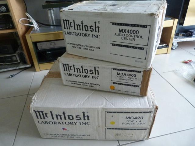 McIntosh MX4000, l'Excellence.... 402654P1080007