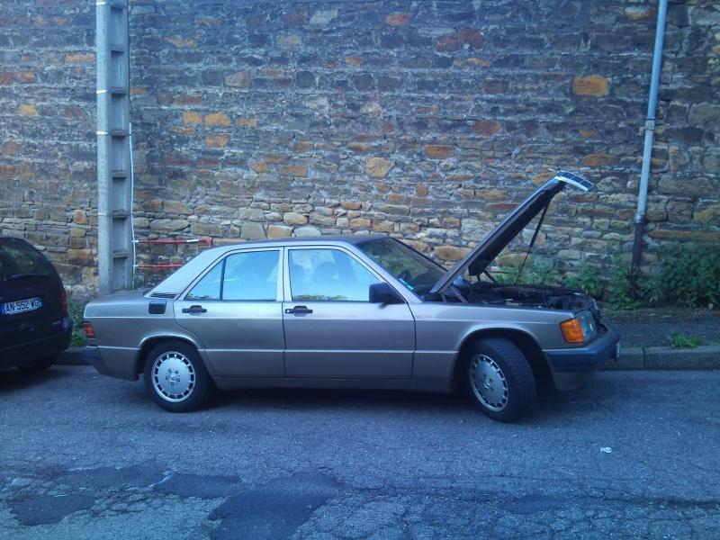 Mercedes 190 1.8 BVA, mon nouveau dailly - Page 9 402898DSC2532