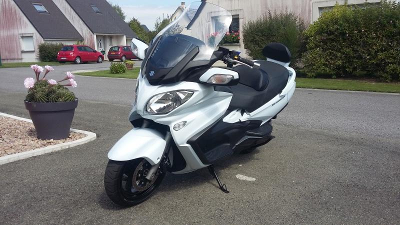 Mon nouveau scooter  40316420150829134944