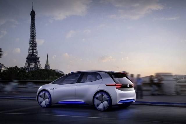 La première mondiale de l'I.D. lance le compte à rebours vers une nouvelle ère Volkswagen  403308volkswagenidconceptdesign0012
