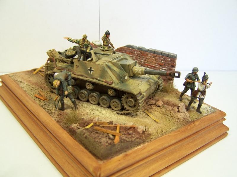 StuH 42 ausf G Russie 1943 4033421005635