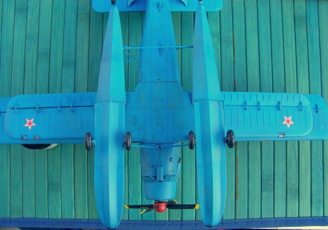 Pantouflard soviétique : l'Antonov AN-2V 4035661083685