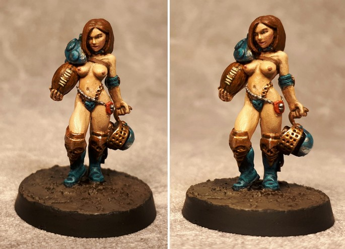 Une quaterback sexy pour Bloodbowl 404038Bloodbowl11